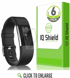 Fitbit Charge 2 LiQuid Shield Screen Protector