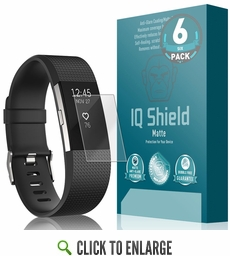 Fitbit Charge 2 Matte Screen Protector