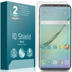 Galaxy S8 Matte Screen Protector (2-Pack)(Case Friendly & Edge to Edge)