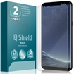 Galaxy S8 Plus (S8+) Matte Screen Protector (2-Pack, Edge to Edge )