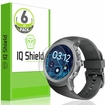LG Watch Sport LiQuid Shield Screen Protector [6 Pack]