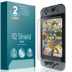 Nintendo Switch Matte Screen Protector (2-Pack, Updated Design)