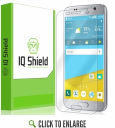 Samsung Galaxy S7 LiQuid Shield Screen Protector [2-Pack]