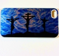 3 Crosses - Christian iPhone Case