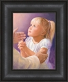 A Child's Prayer by Jay Bryant Ward - 5 Framed & Unframed Options