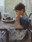 A Thankful Heart by Morgan Weistling - 3 Unframed Options