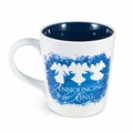 Announcing The King Nativity Ceramic Mug