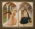 Annunciation by Fra Angelico - 4 Framed Options
