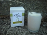 Bamboo Scented Spa Candle