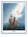 Baptism by Danny Hahlbohm - 3 Unframed Options