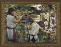 Baptism of Jesus by Jason Jenicke - 2 Framed  Options