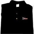 Believer - Christian Golf Shirt