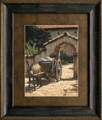 Blessings from Above by George Hallmark - Framed Christian Art