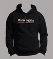 Born Again - I Am New - Christian Hoodie