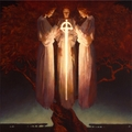 Cherubim and a Flaming Sword by J.Kirk Richards - 4 Unframed Options
