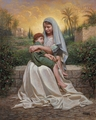 Child of Mine  by Jon McNaughton - 12 Framed & Unframed Options