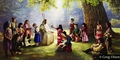 Children of the World by Greg Olsen - 10 Options Available