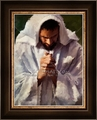 Christ Praying by Lars Justinen - 28 Selections Available