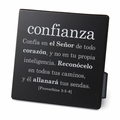 Confianza (Trust) Plaque - Matching Mug Available