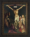 Crucifixion by Grunewald - Christian Art - 4 Framed Options