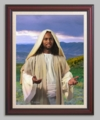 Ethnic Jesus by Lars Justinen - 14 Framed & Unframed Options