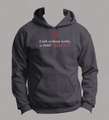 Faith Without Works Is Dead - James 2:17 - Christian Hoodie