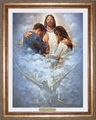 Forever with the Lord by Ron DiCianni - 4 Framed & Unframed Options