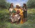 He Loves Me Too by Jon McNaughton - 10 Framed & Unframed Options