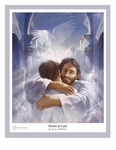 """Home At Last by Danny Hahlbohm - 5 Unframed Options - """"Best Seller"""""""