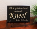 If Life Gets Too Hard Home Wall Decor
