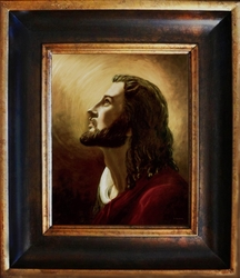 Jesus, Holy Messiah by C. F. Rank - 3 Framed Options