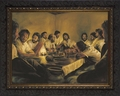 Last Supper by Jason Jenicke - Framed Christian Art
