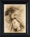 "My Child by David Bowman - 9 Framed & Unframed Options - ""Best Seller"""