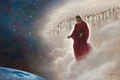 Parting the Veil (The Second Coming) by Jon McNaughton - 16 Framed & Unframed Options