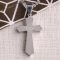 Personalized Classic Cross Necklace