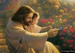 Precious in His Sight by Greg Olsen - 10 Options Available