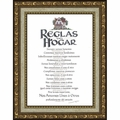 REGLAS DEL HOGAR (Home Rules) - 7 Frames Available