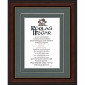 Reglas del Hogar (Home Rules) Framed Religious Decor - 6 Frames Available