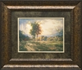 Safe Haven by Larry Dyke - Framed Christian Art