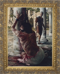 Scourging at the Pillar by Jason Jenicke - 2 Framed Options