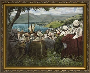 Sermon on the Mount by Jason Jenicke - 2 Framed Options