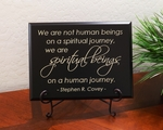 Spiritual Beings On A Human Journey Home Wall Decor