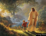 Take My Hand by Greg Olsen - 15 Framed & Unframed Options
