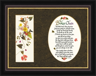 The Broken Chain Bereavement Gift
