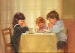 The Children's Table by Kathryn Fincher