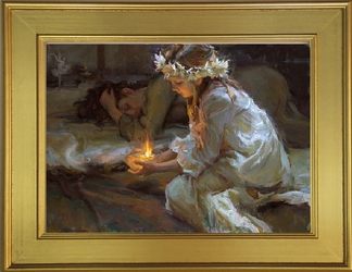 The Dawn of Hope by Daniel Gerhartz - Framed or Unframed