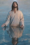 The Reflection of God by Morgan Weistling - 3 Framed & Unframed Options