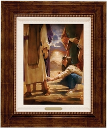 The Touch by Ron DiCianni - 4 Framed & Unframed Options