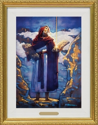 The Truth (The Ten Commandments) by Ron DiCianni - 4 Framed & Unframed Options