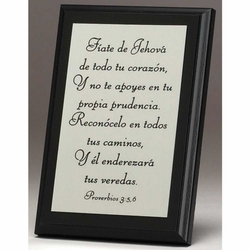 Trust in the Lord - Spanish - Package of 2